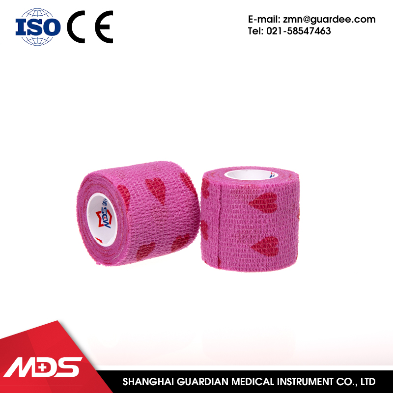 breathable hypoallergenic cotton tape for zinc oxide adhesive plaster bandage