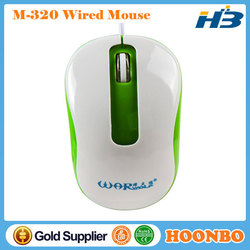 New USB Wired USB Optical Slim Mouse Mice For Apple Macbook Mac Factory Manufacturing Mouse