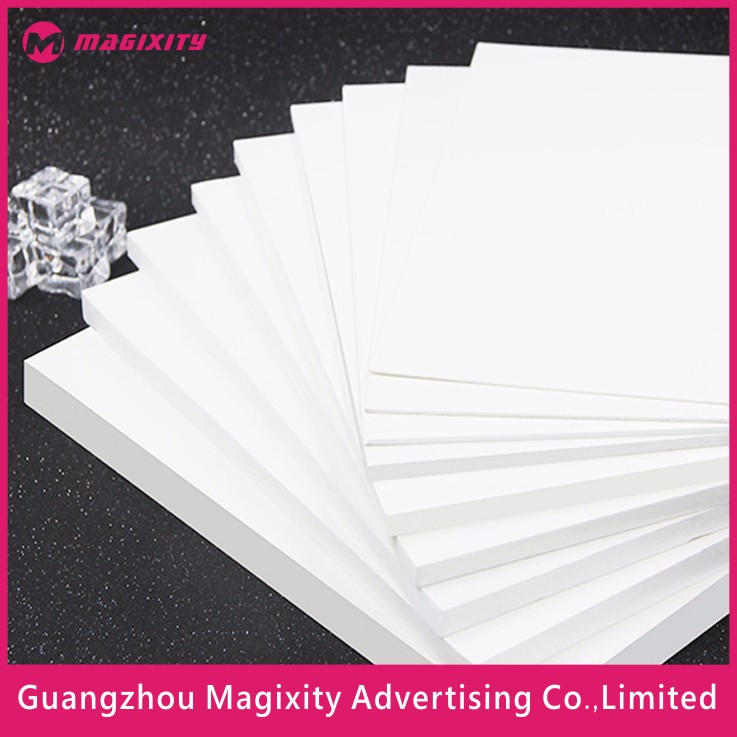 Good Quality 20mm Water Proof PVC Foam Board specificationFor Furniture