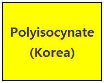 Polyisocyanate resin / HARDENDERS FOR POLYURETHANE