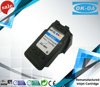 hot sale for Canon CL-441 ink cartridge Remanufactured & Compatible inkjet cartridge