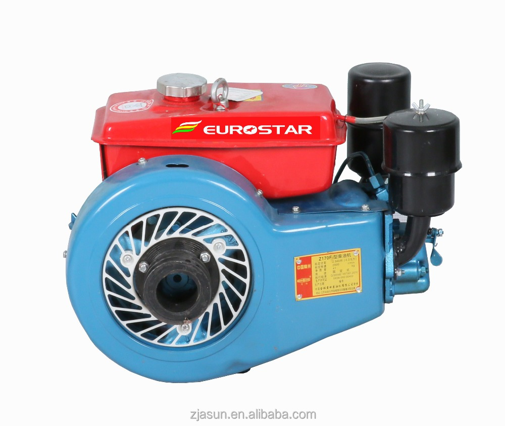 EUROSTAR Single Cylinder Horizontal air-cooled diesel engine