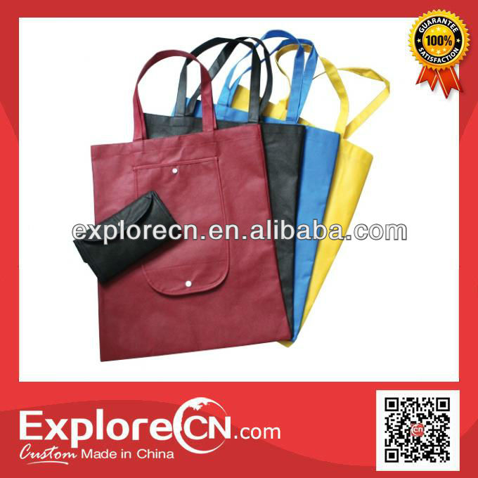 Top Glad Recycled Foldable Nonwoven Bag
