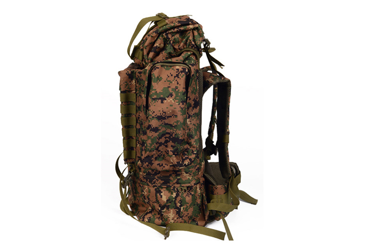 Large Capacity military waterproof tactical backpack