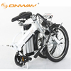 Chinese cheap electric folding bicycle for unisex people