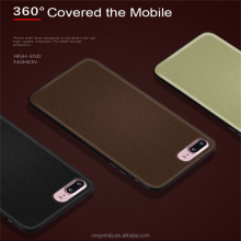 Trends Promotional 360 Slim Case PU Leather Phone Case For iPhone 7 Popular Case Phone Accesseries Latest 5g Mobile Phone