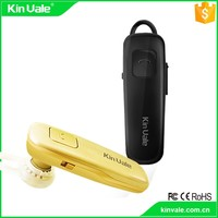 New Style kin vale bluetooth mono headset wireless v3.0,fm radio bluetooth headset