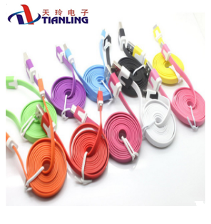 wholesale micro usb cable charger usb charging cable for Android smartphone