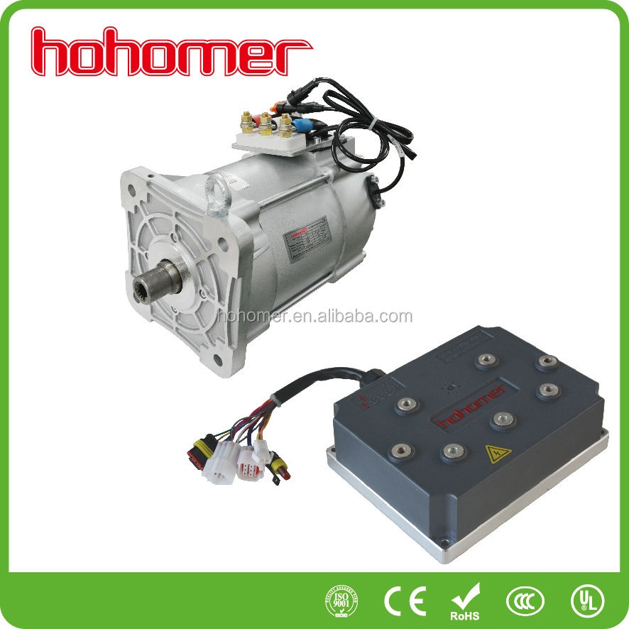High Power 5KW 72V AC Asynchronous Motor For Electric Vehicle,OEM