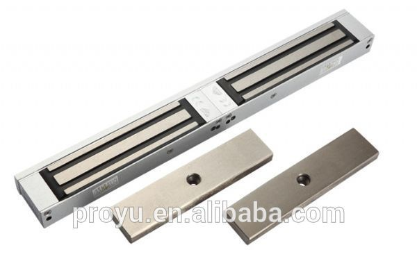 Best selling anodized aluminum fail safe magnetic lock for wooden door PY-EL6-1
