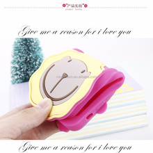 Wholesale Butter Lion Silicone Case For Iphone 5, 3D rubber soft protective phone case for apple iphone 5 5s