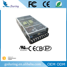 UL certificated 100w 12v 24v 36v 48v Output high quality switching mode power supply with PFC