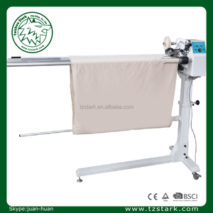 Automatic cloth tape roll cutting machine fabric strip cutting machine