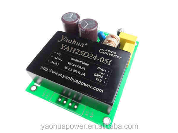 ac to dc converter 15W single output power converter power module high quality