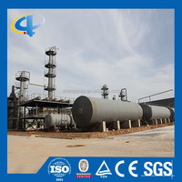 Newest Technology Continuous Vacuum Distillation with CE,SGS,ISO