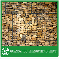 HDG bronjong kawat gabion prices china gabion for India gabion factory