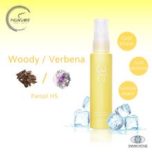 Carry perfume and Verbena Sense 3 Degree Celsius Body Mist Cooling Ice Spray In Pocket size Perfume Body Spray