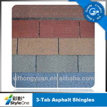 Fiberglass asphalt roof shingle manufacturer