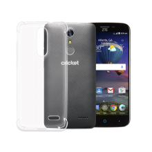 Air Shockproof Series Transparent Soft TPU Cover Case For ZTE Grand X4