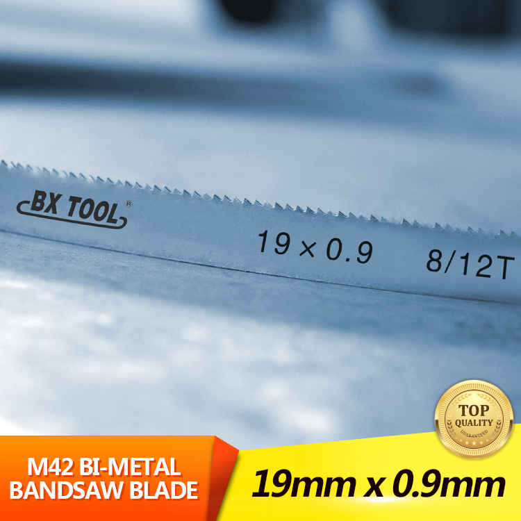 M42 Durable Metal Cutting Band Saw Blades For Sawing Machine
