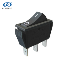 China Wholesale Market mini switch/on-off switch with CE,neon bulb on-off kcd3 rocker switch