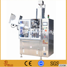 THE ONE CE automatic factory low price ultrasonic tube filling and sealing machine cigarette tube filling machine
