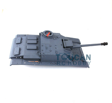 GLOBAL DRONE Heng Long 3868-1 Escala RTR 2.4G 1/16 RC Tank large scale 40 cm