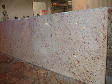 kashmir white granit k chenarbeitsplatte tischplatte badschrank platte tischplatte produkt id. Black Bedroom Furniture Sets. Home Design Ideas