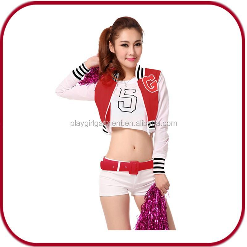 Newest Japanese Women Costume Cheerleader Costume Halloween ...