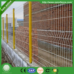 powder coated welded wire mesh fence dog welded wire mesh fence