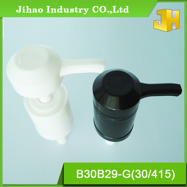 30/415 Plastic special design screw lotion pump for shampoo