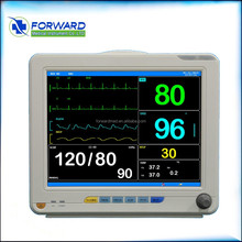 Hospital Medical Equipment 12.1 inch patient monitor nurse monitor system