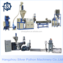 EPS/EPE/XPS Recycling Plastic pelletizing machine