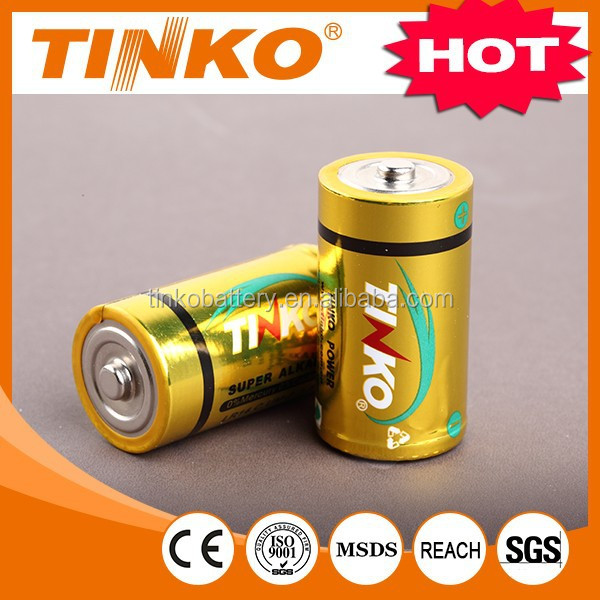 1.5v d lr20 dry cell battery--Alkaline battery