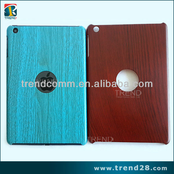 0.6mm Ultra thin wooden case for ipad mini