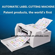A3 A4 Automatic Positioning Label Paper Die Cutting Machine