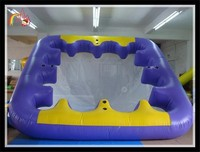 2014 Inflatable Floating Island inflatable water sofa