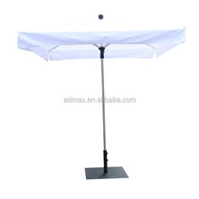 Aluminum sunshade umbrella parasol