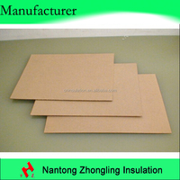 100% pulp insulation cardboard electrical insulation 0.5mm to 12mm thick