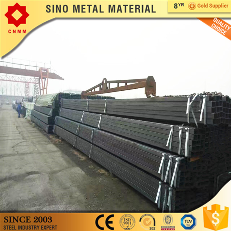 rectangualr hollow section 100*100 erw steel pipe small size rectangular pipe
