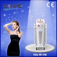 2015 best professional hair removal machine SHR950B: ipl & shr & e-light /epilight hair removal machine