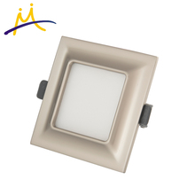 Factory supply new designed 5w 9W 12w 16w 20w round square slime frame office home <strong>flat</strong> ceiling led panel light