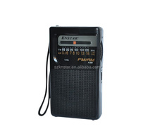 AM/FM type 2*AA battery power supply mini radio