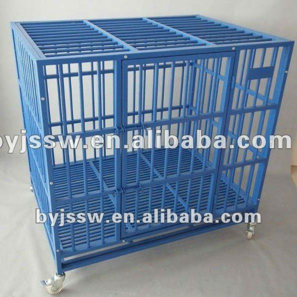 Square tube dog cage pet kennels