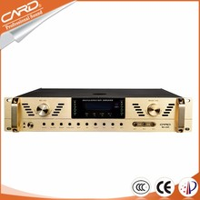 China manufacturer night club sound system good echo effect mixer amplifier for karaoke