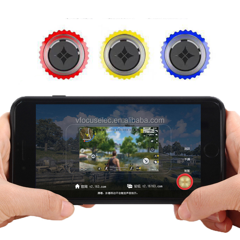 2019 New pubg / mini fling joystick pubg <strong>mobile</strong> <strong>phone</strong> game controller mini joystick gaming trigger <strong>Q10</strong>
