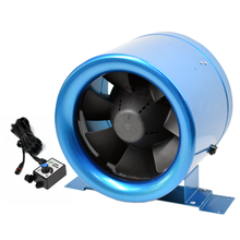 "10"" inch mixed flow exhaust fan 250mm inline duct fan"