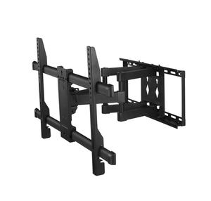 TV Wall Mount Bracket Full Motion Dual Articulating Arm for most 37-70 Inch LED, LCD, OLED, Flat Screen,Plasma TVs