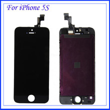 New design lcd with digitizer assembly for iphone 5 touch screen lcd display for iphone 5s for iphone repair parts