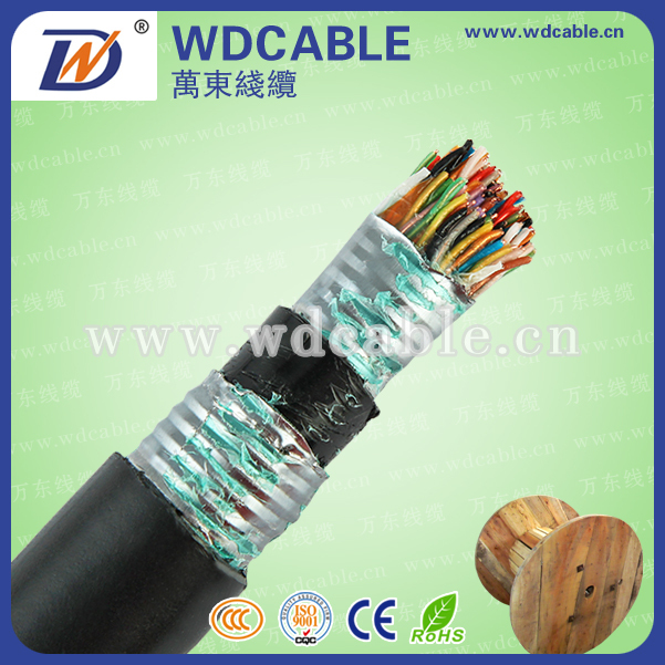 PVC/PE /AROUMED cable cover